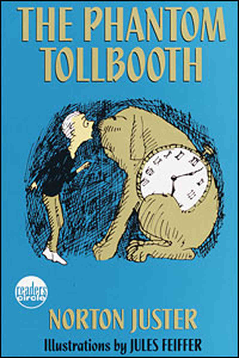 the phantom tollbooth The exceptional tale of milo, tock and a certain magic tollbooth is brought splendidly to life on stage in the phantom tollbooth tya adapted from norton juster's.